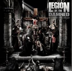 "LEGION OF THE DAMNED - ""Cult of the dead"""